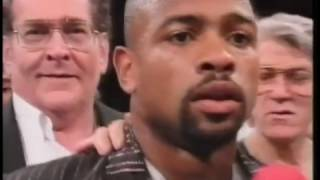 Roy Jones Jr Vs Antoine Byrd 18.3.1995 - IBF World Super Middleweight Championship