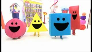 Mister Maker I Shapes Dance Elephant