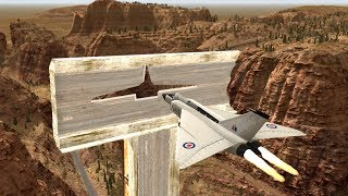 Beamng drive - Impossible Plane Stunts