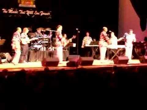 Little Anthony and The Imperials LIVE 2007