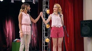 Violetta 3 - Violetta und Ludmila singen