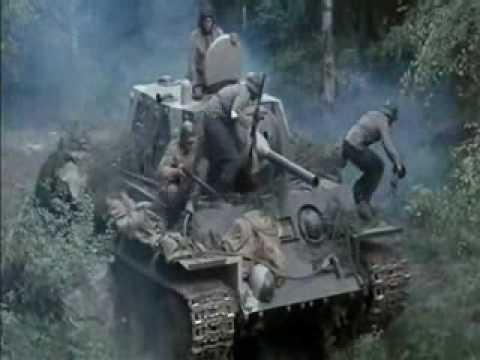 Finland vs Russia Tanks in Action