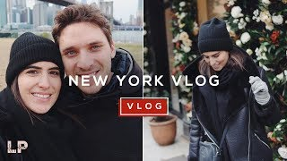 New York VLOG, HAUL & CATCHUP | Lily Pebbles