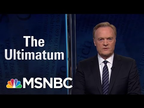 Lawrence Donald Trump s Presidency Effectively Over After Repeal Failure The Last Word MSNBC