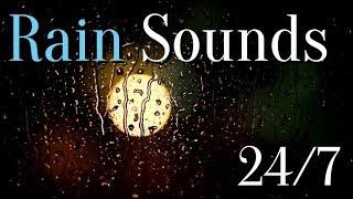 Rain Sounds - 24/7 🌂雨の音を聴きながら作業に集中!【作業用BGM】