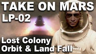 Take On Mars LP 002