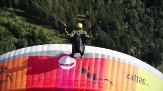 team freestyle paragliding @ Bischling
