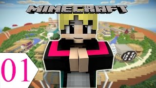 TÔI TÊN LÀ UZUMAKI BORUTO !! | Minecraft Boruto #1