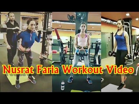 Xxx Mp4 Nusrat Faria Gym Workout Video Bangladeshi Actress Nusraat Faria Fitness Exercise Secret Video 3gp Sex