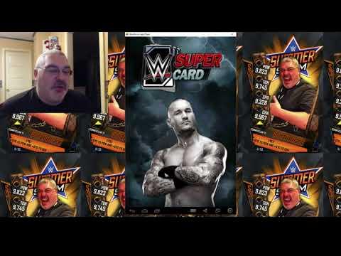 Summerslam 17,NXT,TBG,KOTR,TeamRTG,and More! WWE Supercard