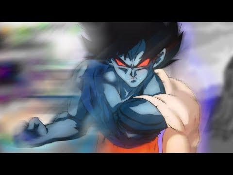 Goku vs. Mecha Goku