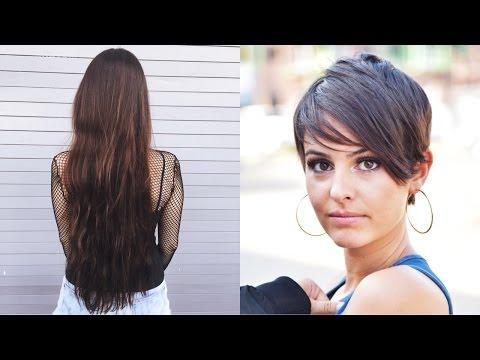 Xxx Mp4 I CUT OFF ALL MY HAIR 3gp Sex