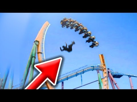 Xxx Mp4 The Scariest Roller Coaster Accident IN HISTORY 3gp Sex
