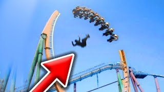 The Scariest Roller Coaster Accident IN HISTORY!