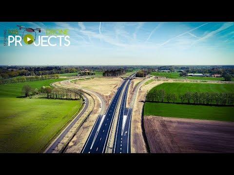 Haaksbergen Aansluiting N18 Drone Projects