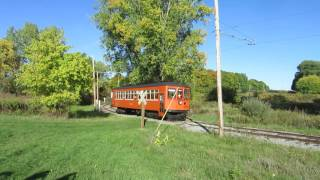 NY Museum of Transport: P&W Railway Car 161