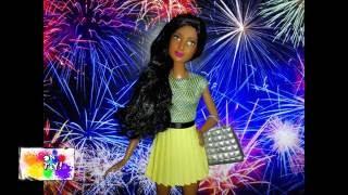 Barbie fashionistas n. 34 AA caja grande y ropa extra, review español revision