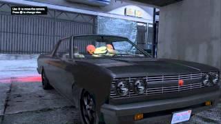 GTA 5 Hooker Interaction