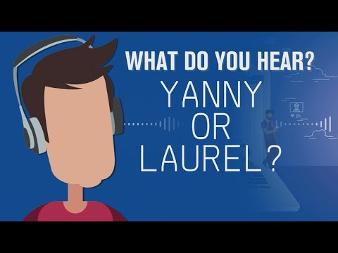 Xxx Mp4 Yanny Or Laurel Which Do You Hear 3gp Sex