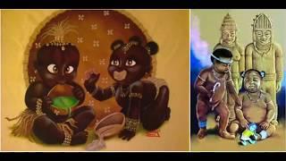 IBEJI-KERE KERE (CHANGO AND OSHUN CHILDREN )