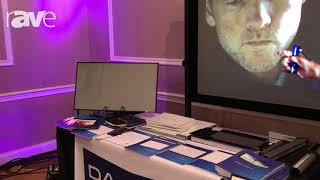 E4 AV Tour: Da-Lite Features the Parallax High Ambient Light Rejecting Projection Screen Surface