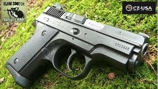 CZ 2075 RAMI BD Sub-Compact Pistol