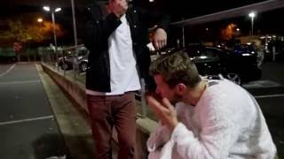PRANKSTER GIVES MAN HEART ATTACK!