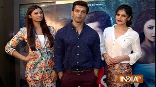 Hate Story 3: Zarine Khan, Daisy Shah, Karan Singh Grover Exclusive Interview
