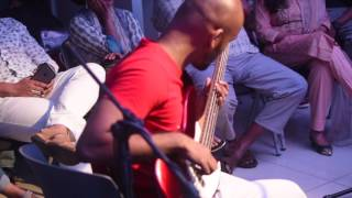 Imran Ahmed Trio live at EMK Center