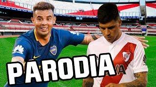 Canción River vs Boca 1-2 (Parodia Como Antes - Wisin y Yandel)