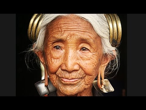 Very OLD lady made YOUNG and BEAUTIFUL again!