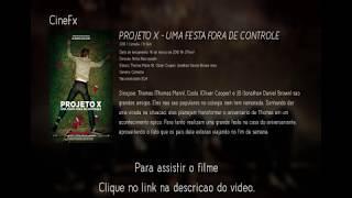 PROJETO X - COMPLETO DUBLADO (HD)