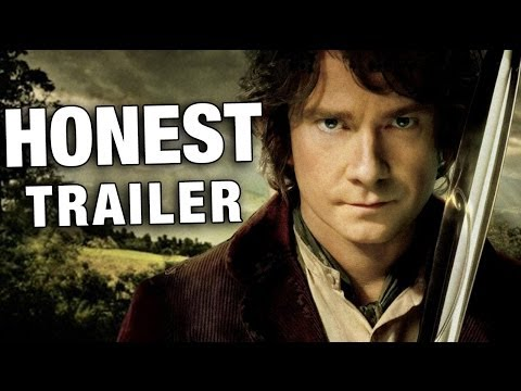 Honest Trailers The Hobbit An Unexpected Journey