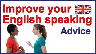 How to improve your English speaking skills | English conversation