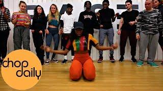 Chop Daily x Wusu x MMorgan - Shitto (Afro In Heels Dance Video)   Patience J Choreography