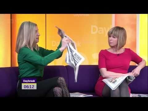 Xxx Mp4 Kate Garraway Shows Off Her Legs 3gp Sex