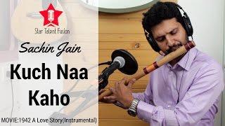 Kuch Na Kaho | 1942 A Love Story (1994) | Sachin Jain (Flute - Instrumental)