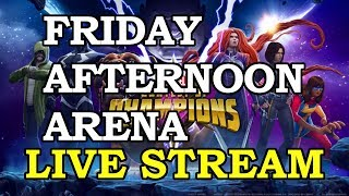 Friday Afternoon Grinding | Marvel Contest of Champions Live Stream