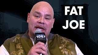 Fat Joe Chats On Success of All The Way Up, Opening Sneaker Store & Releasing Album with Remy Ma