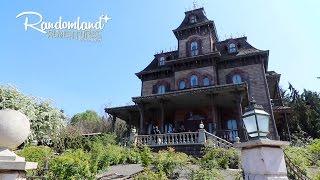Disneyland Paris' PHANTOM MANOR, Indiana Jones, and Caves, OH MY!