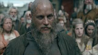 Ragnar's Speech ''King Ubbe'' Season 4 Ep 11