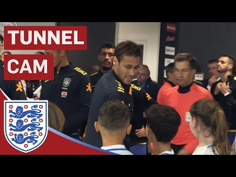 Xxx Mp4 Neymar Jr Willian Coutinho In Town As England Take On Brazil Tunnel Cam Inside Access 3gp Sex