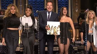 Fifth Harmony Reveals Title of First Album WITHOUT Camila Cabello on the Tonight Show