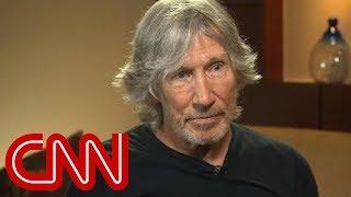 Pink Floyd star defends anti-Trump tour