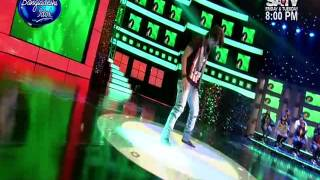 Arif- Ami Taray Taray(James Cover) @Bangladeshi Idol