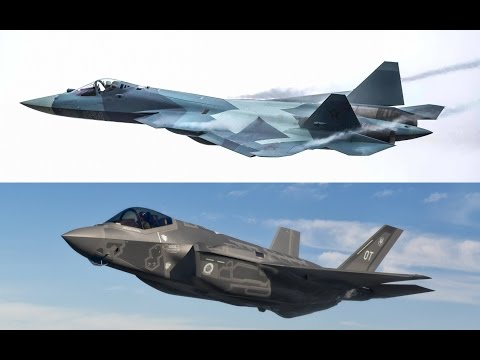 watch Russian military expert comparing F-35 and T-50 (PAK-FA) (English subtitles)