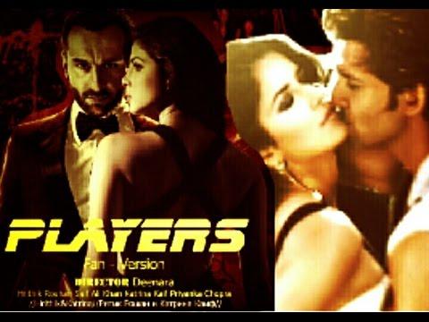 Trailer New Players: Hrithik Roshan, Katrina Kaif, Saif Ali Khan, Priyanka Chopra/FanVersion DHOOM 4