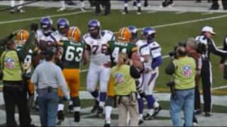 Brett Favres Return To Green Bay As A Minnesota Viking