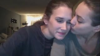Shannon & Cammie YouNow 11-30-2015