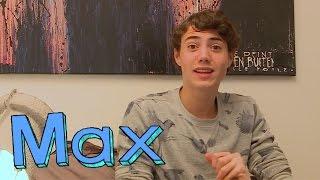 Wie is Max?   Vlog 1   Brugklas